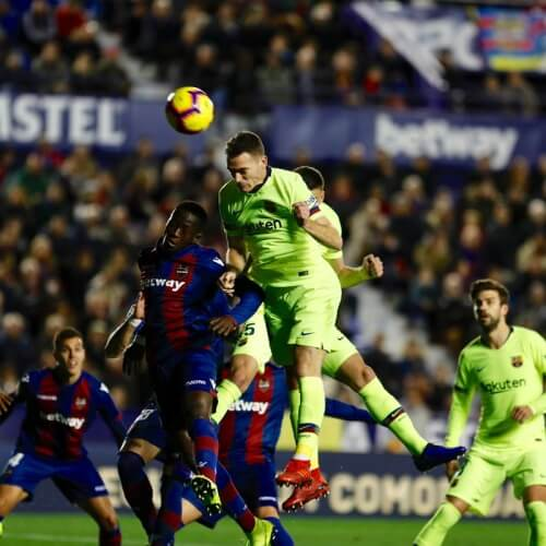 Barcelona toys Levante, 0-5