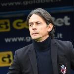 Coach Filippo Inzaghi