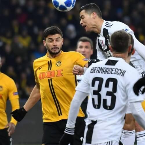 Juventus' first away defeat