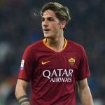 Roma's midfielder Nicolo Zaniolo