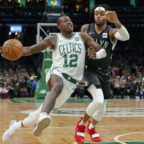 Celtics v Nets