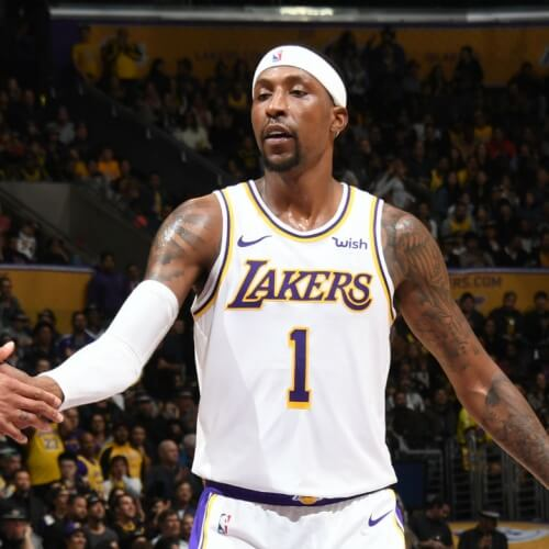 Lakers' Kentavious Caldwell-Pope