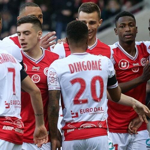 Goal from Rémi Oudin