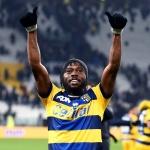 Parma Striker Gervinho