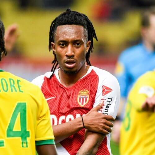 AS Monaco's Gelson Martins