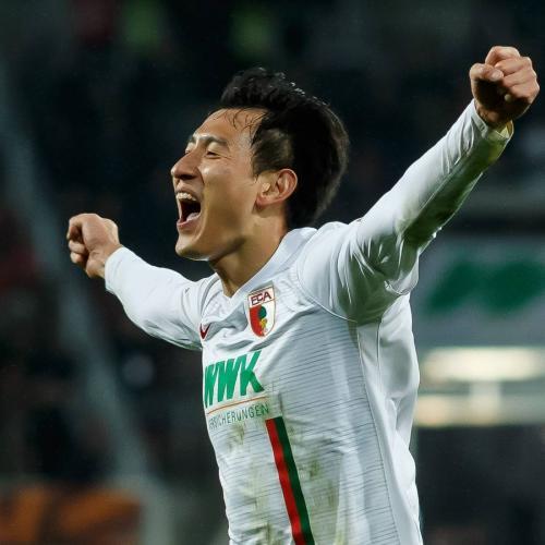 Augsburg Ji Dong-won