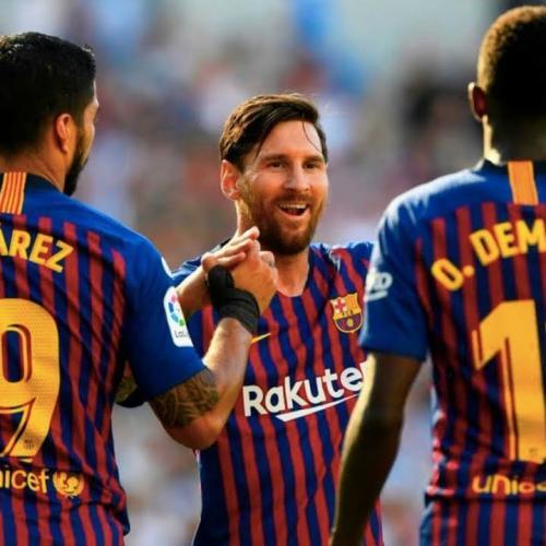 Barcelona v Espanyol Asian Handicap