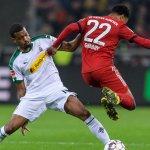 Bayern dispatched Monchengladbach