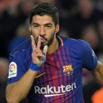 Luis Suarez Champions League