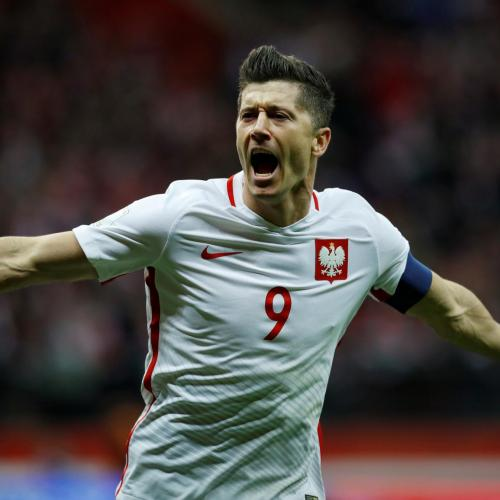 Poland Lewandowski