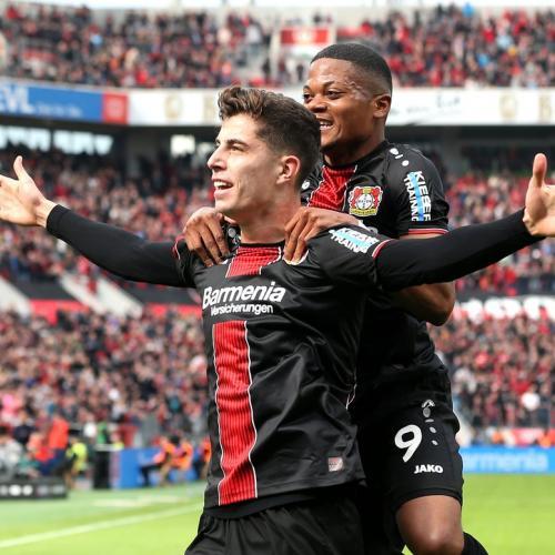 Stuttgart v Bayer Leverkusen Asian Total Goals