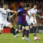 Barcelona v Valencia Match Preview