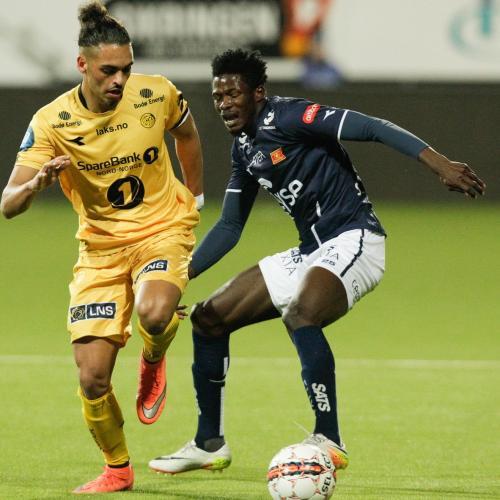 Bodø/Glimt v Viking