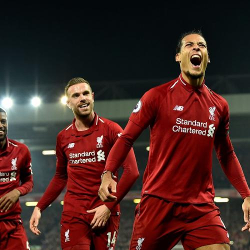 Liverpool v Arsenal Match Preview