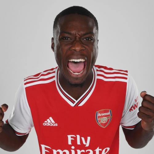 Nicolas Pepe Arsenal Analysis