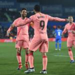 Getafe v Barcelona Preview