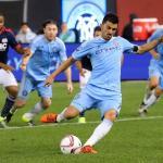 New York City FC v New England Revolution Match Previews