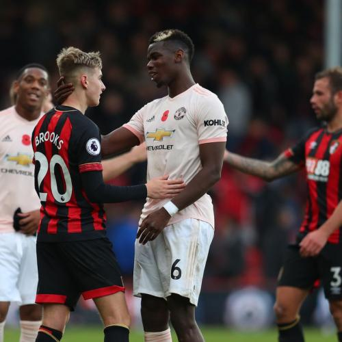 Bournemouth v Manchester United