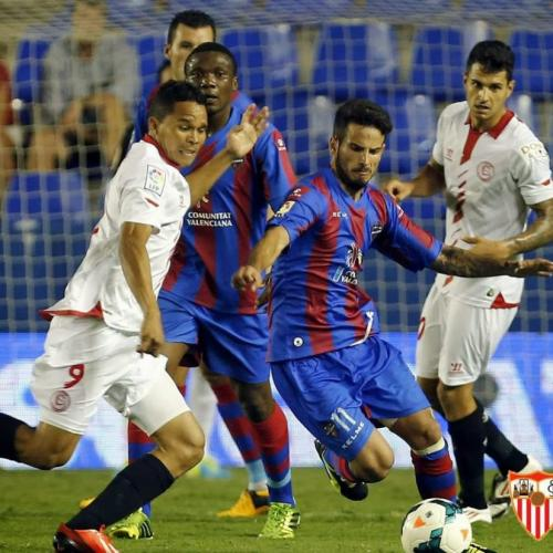 Sevilla v Levante Preview