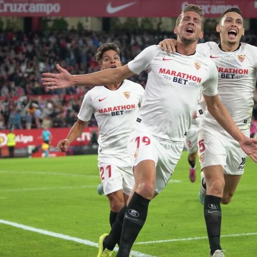 Sevilla v Dudelange Preview