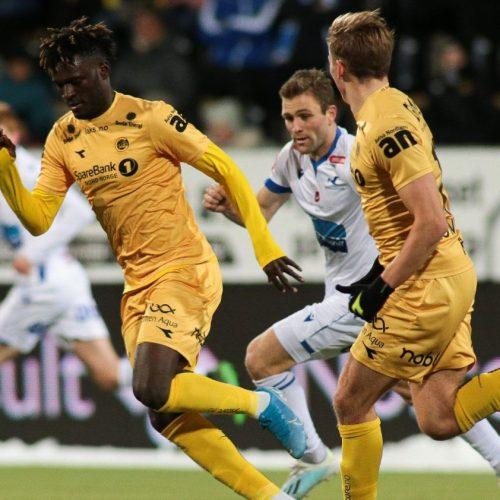 Rosenborg v Bodø/Glimt