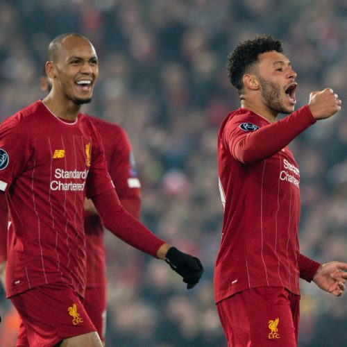 Liverpool v Manchester City Preview