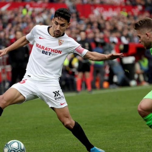 La Liga Player Analysis Sevilla's Jesús Navas