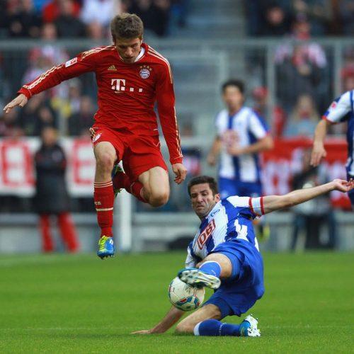 Hertha Berlin v Bayern Munich preview