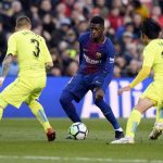 Barcelona v Getafe Preview