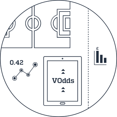 vodds betting logo